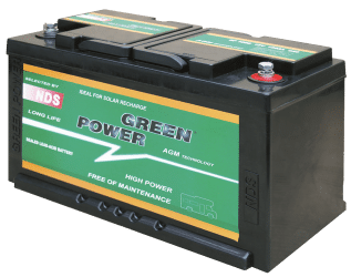 Green Power Battery