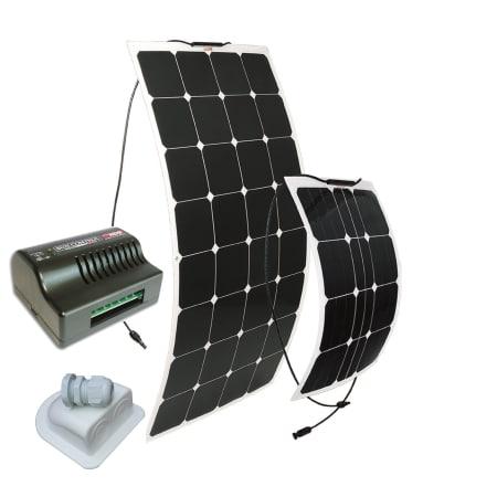 flexibel zonnepaneel kit flexibele zonnepanelen