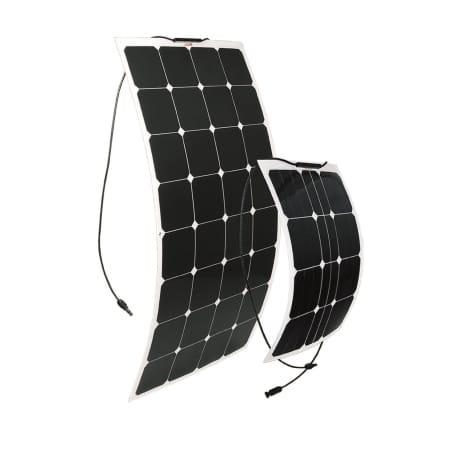 NDS flexibel buigzaam zonnepaneel