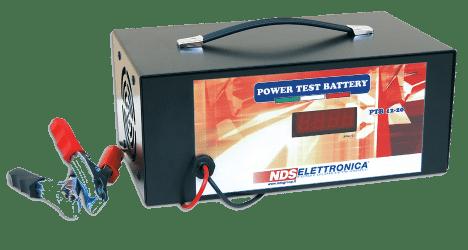 power test accu batterij