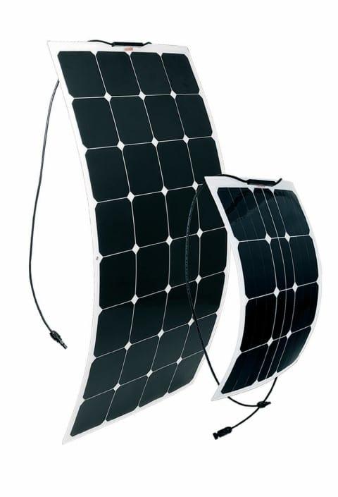 flexibele zonnepanelen flexibel zonnepaneel